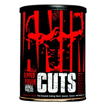 322903860aaf6 Animal Cuts – All-in-one Complete Fat Burner Supplement with Thermogenic  and Metabolism Support -...