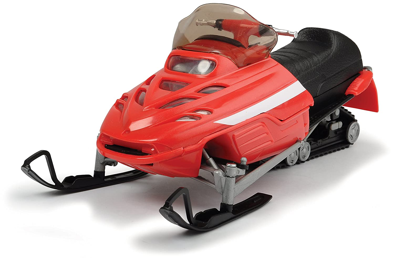Dickie Toys 203783001 - Snow Mobil, 2-sort Dickie Spielzeug