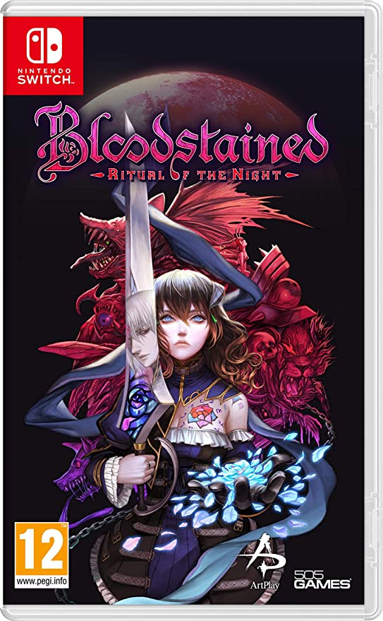 Bloodstained: Ritual of the Night - Nintendo Switch ...