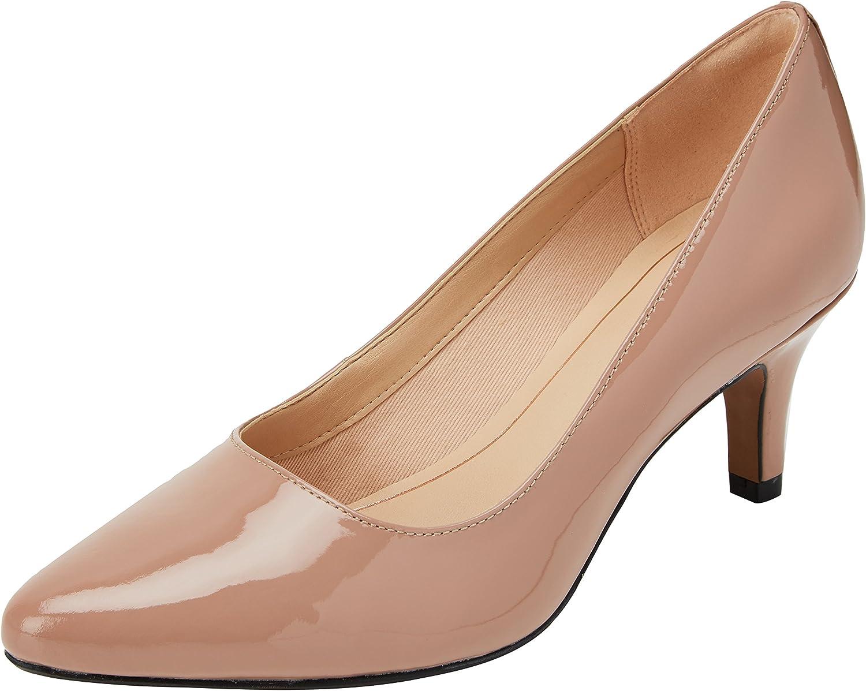 TALLA 37 EU. Clarks Isidora Faye, Zapatos de Tacón para Mujer