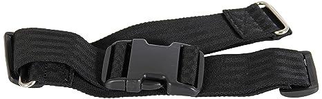 Patterson Medical - Cinturón con cierre para silla de ruedas (cintura máx. 45,