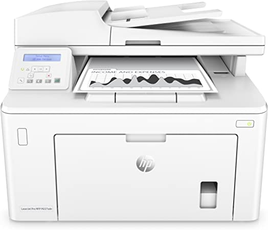 Hp Laserjet Pro M227sdn Laser Multifunktionsdrucker Computer Zubehör