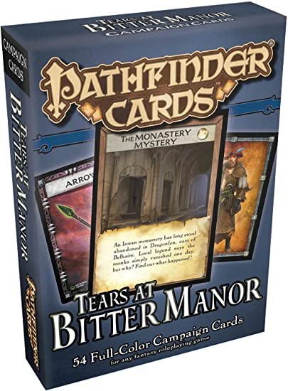 Pathfinder Campaign Cards Wardens of The Reborn Forge