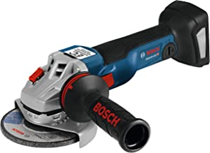 Bosch 18V EC Brushless Connected-Ready 4.5 In. Angle Grinder (Bare Tool) GWS18V-45CN