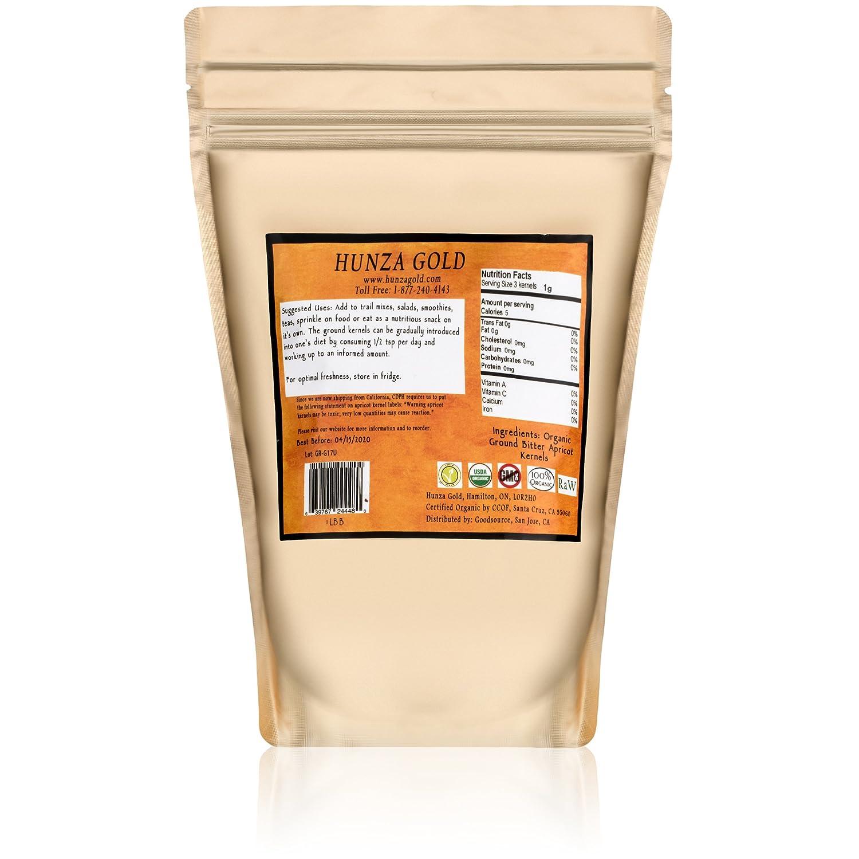 Amazoncom Organic Bitter Apricot Kernels 16 Ounces 1 Lb 454