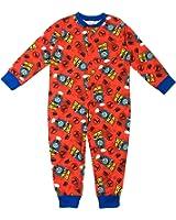 Kids Boys Incredible Hulk Ultimate Spiderman Avengers Assemble Batman Buzz 100% Cotton Onesies Pyjamas Superhero Pj's Sleep Suit Size 4-10 Years