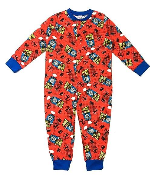 Pijama para niño tipo onesies, diseño de superhéroes (