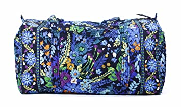 6cb1bea8fde3 Image Unavailable. Image not available for. Color  Vera Bradley Large Duffel