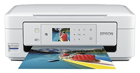 Epson C11CD89404 - Impresora multifunción (inyección de Tinta Color, 9 ppm, 5760 x 1440 dpi, 4.5 ppm), Color Blanco