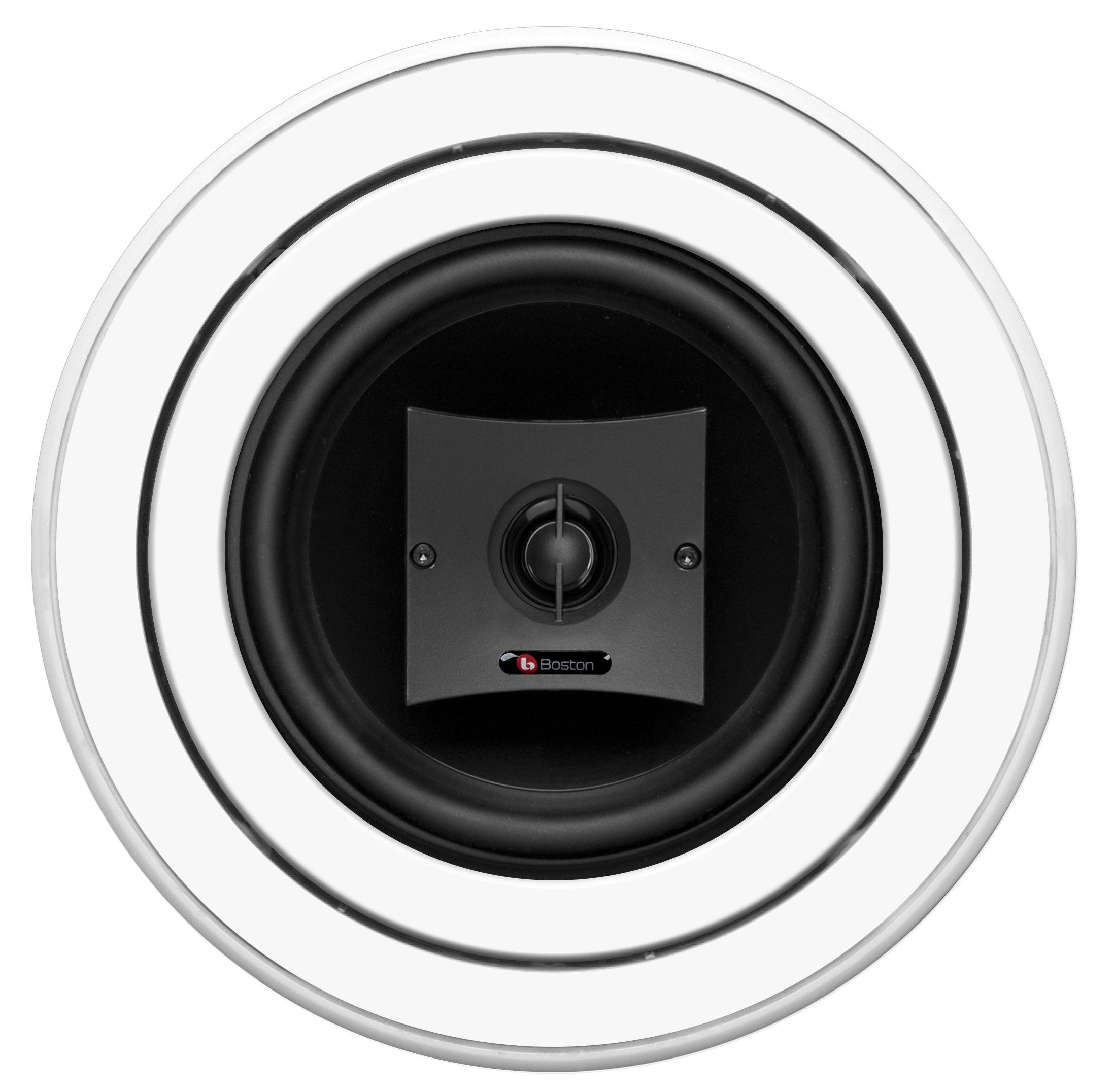 Boston Acoustics HSi 460 In-Ceiling Speaker (White) by Boston Acoustics