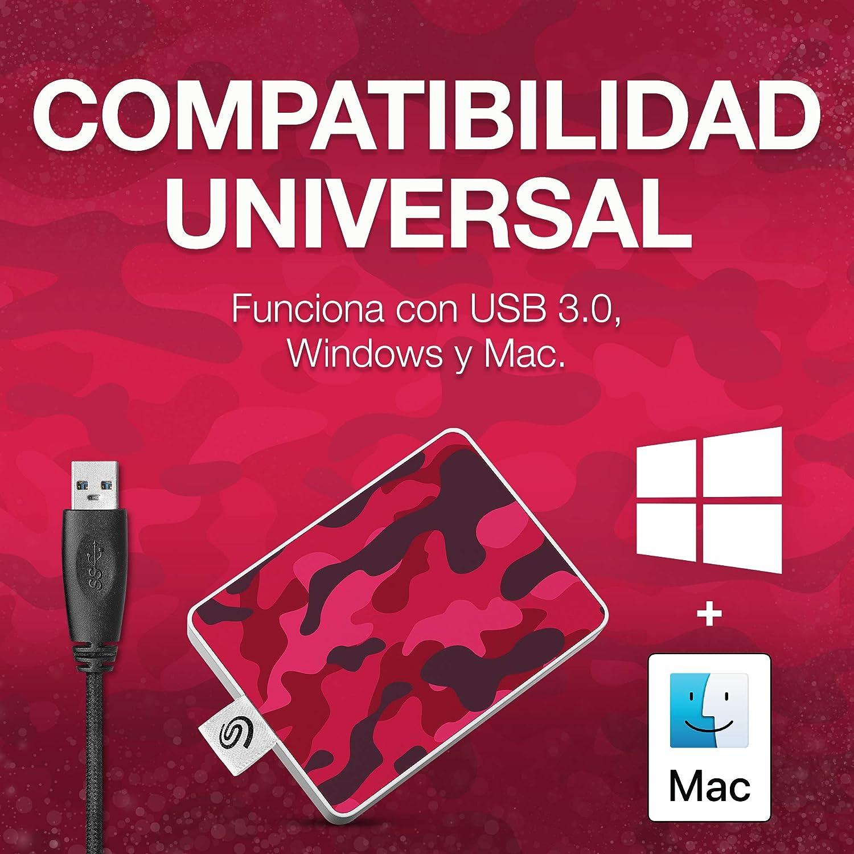 Seagate One Touch SSD STJE500405 Unidad de Estado sólido Externa ...