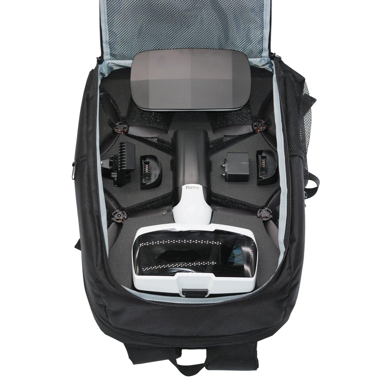 ZEEY Proteger mochila para Parrot Drone Bebop 2 FPV / Power FPV ...