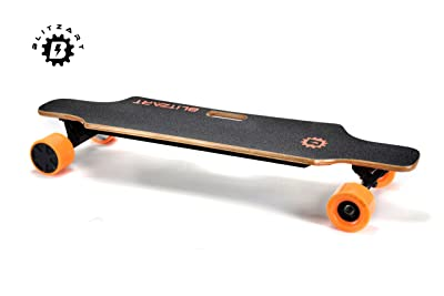 BLITZARTHuracane GT Electric Skateboard review