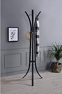 K and B Furniture Co Inc Chrome Hat/Coat Rack