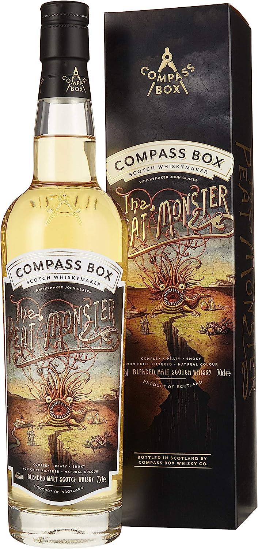 Compass Box Whisky Blended Malt Whisky