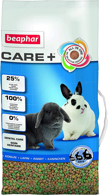 Beaphar Care Plus - Comida para Conejos, 10 kg