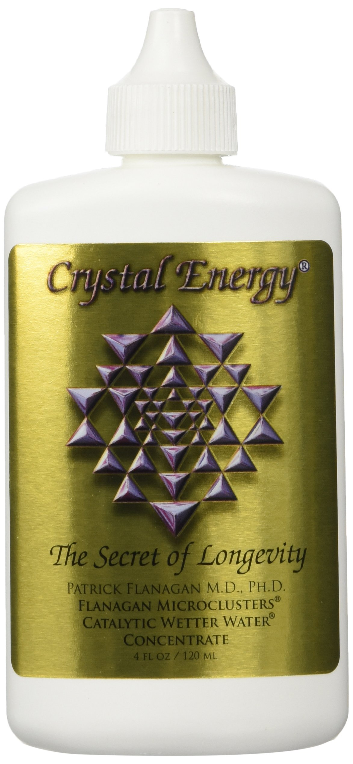 Crystal Energy - 4 Ounce