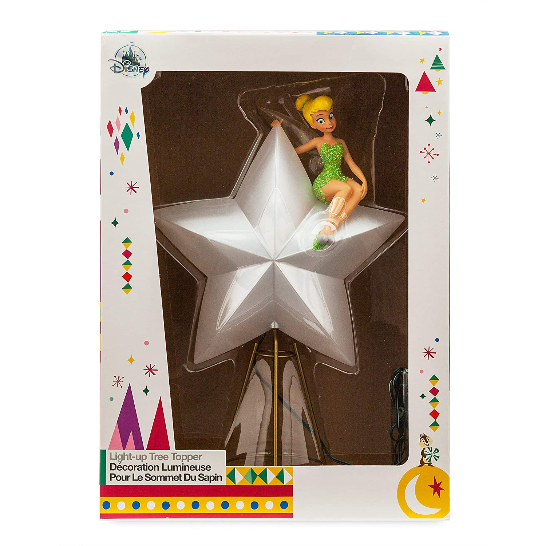 Disney Tinker Bell Light-Up Tree Topper MUTLI465069409063