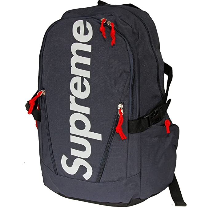 Supreme Spain - Mochila Casual Unisex Azul Blau (1005): Amazon.es: Equipaje