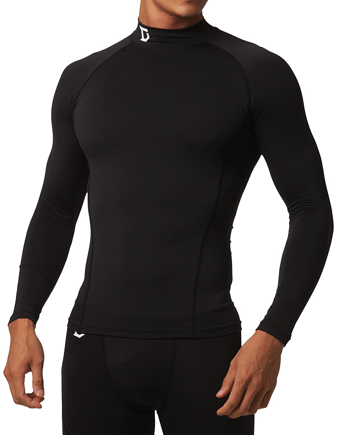 Defender Compression Men Shirt Under Soccer Golf Jerseys Football Gear
