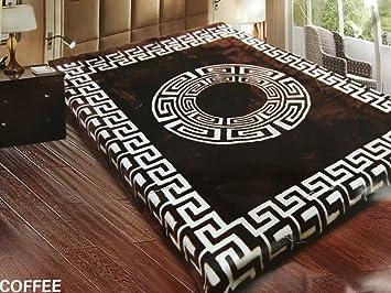 Bett Decken Konzept : Medusa zweiseitige tagesdecke bettüberwurf bett decke 220x240