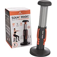 Squat Magic by New Image – The Original Squat Assistant – Unisex Lower Body and Core Workout Exercise Machine (As Seen on High Street TV)