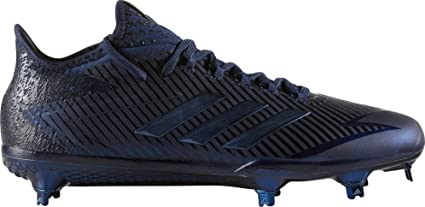 newest c6628 07165 adidas Adizero Afterburner 4 tacos de béisbol DIP US), Azul Azul