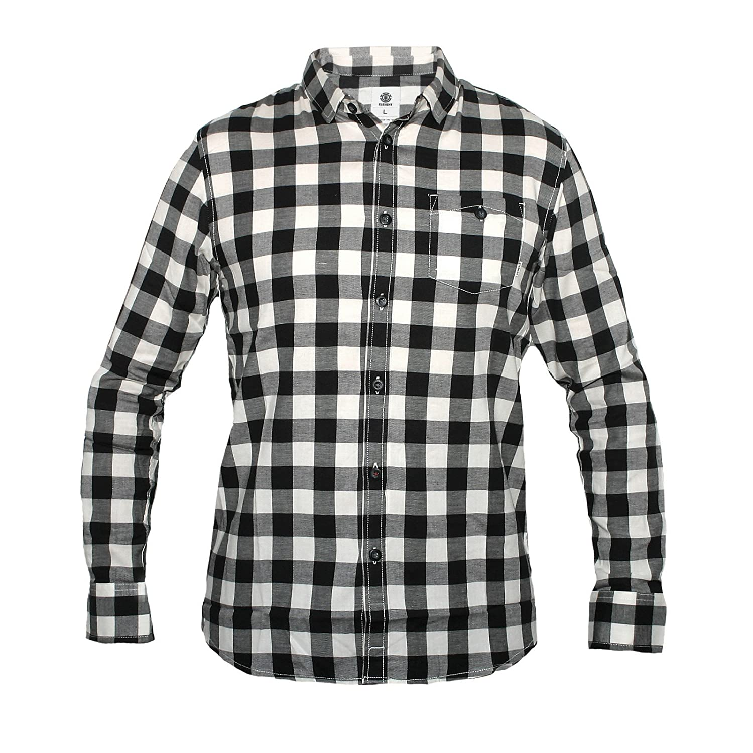 Herren Hemd lang Element Jedway Shirt LS