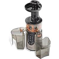RGV Juice Art Digital Estrattore, 200 W, plastica, Argento