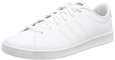 Adidas Advantage Clean Qt, Chaussures de Fitness Femme ...