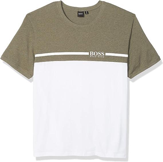 BOSS Camiseta de algod/ón con Logo Infantil