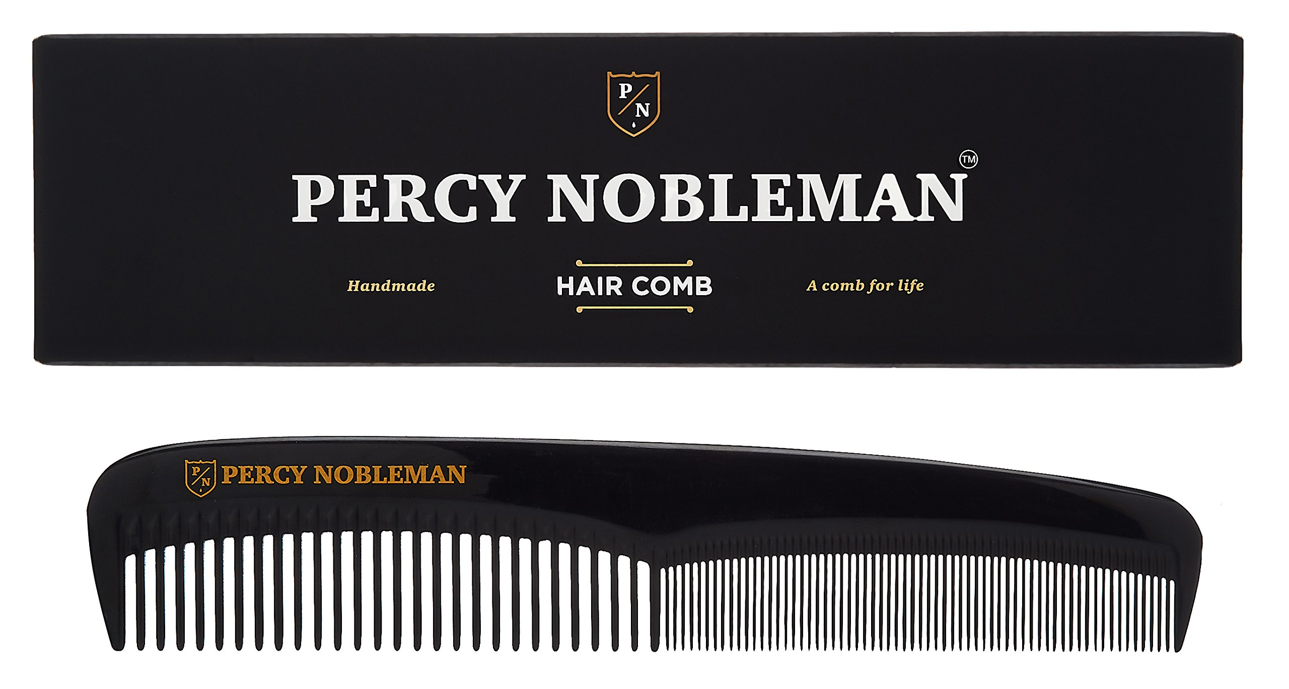 Percy Nobleman Hair Comb (Black) by Percy Nobleman (Image #1)