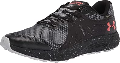 Under Armour Charged Bandit Trail GTX Mens Waterproof Trail Running Shoes Blac