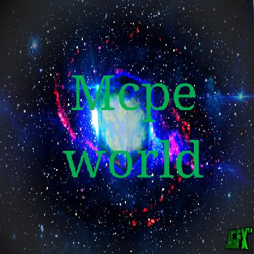 Mcpe world