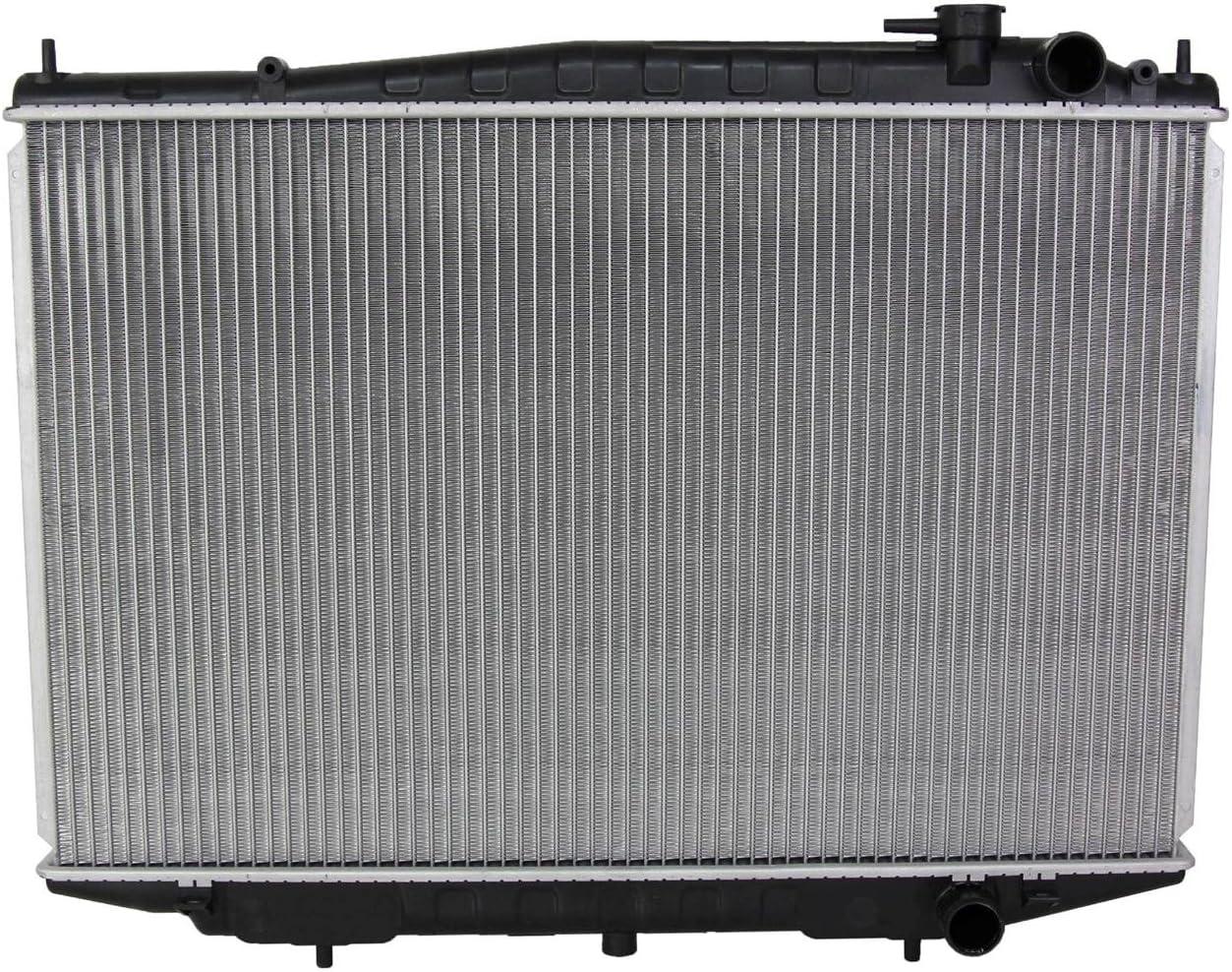 ZFRDA499 Zirgo OEM Replacement Radiator