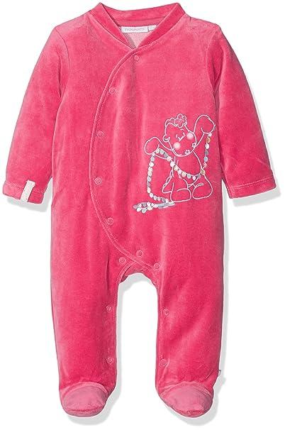 Noukies Z788132, Pijama para Bebé-Niña, Rosa (Fuchsia), ...