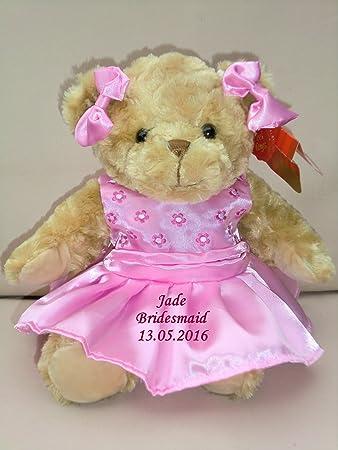 Flower Girl Bear