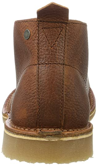 Finishline Cheap Price Mens Jfwgobi Tumbled Leather Brown Stone Desert Boots Jack & Jones Amazon For Sale Free Shipping 2018 Unisex 0kuf3bFfaw