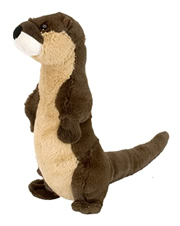 "Wild Republic CK-Mini River Otter Standing 8"" ..."