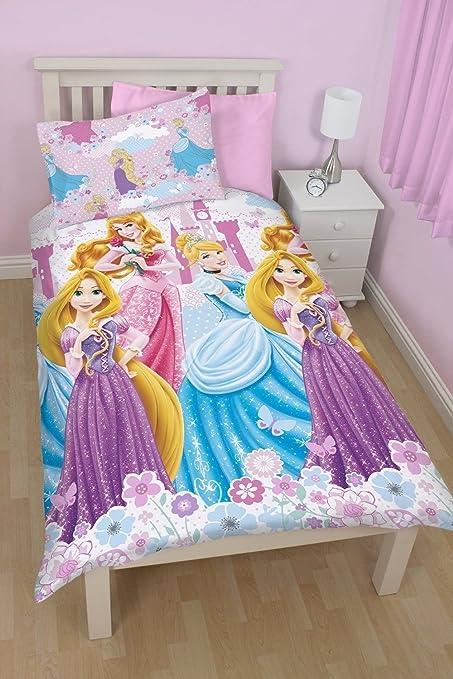 Copripiumino Principesse.Copripiumino Principesse Disney 135x200 Cm Amazon It Casa E Cucina