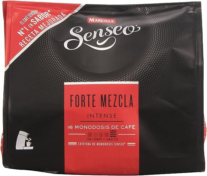 Marcilla Senseo - Bolsa De 18 Cápsulas Mezcla: Amazon.es ...