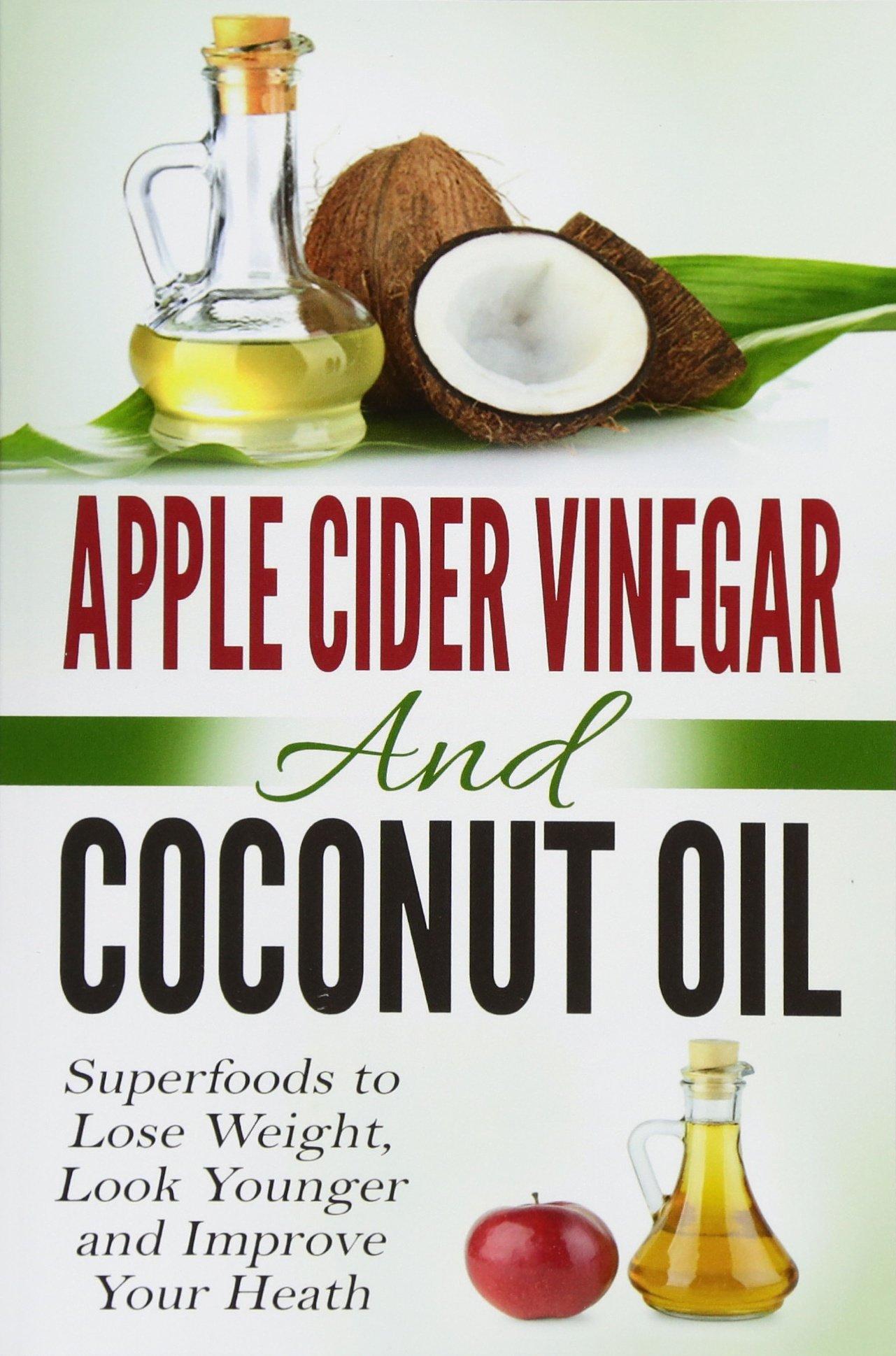Apple Cider Vinegar Coconut Oil