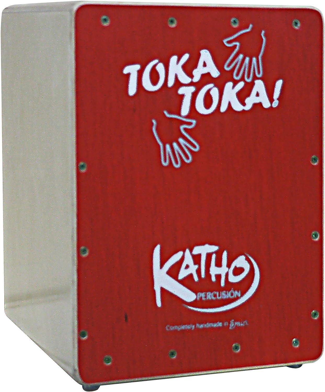 Katho Kt31-Ro - Cajón infantil, 32 x24 x24 cm, color rojo