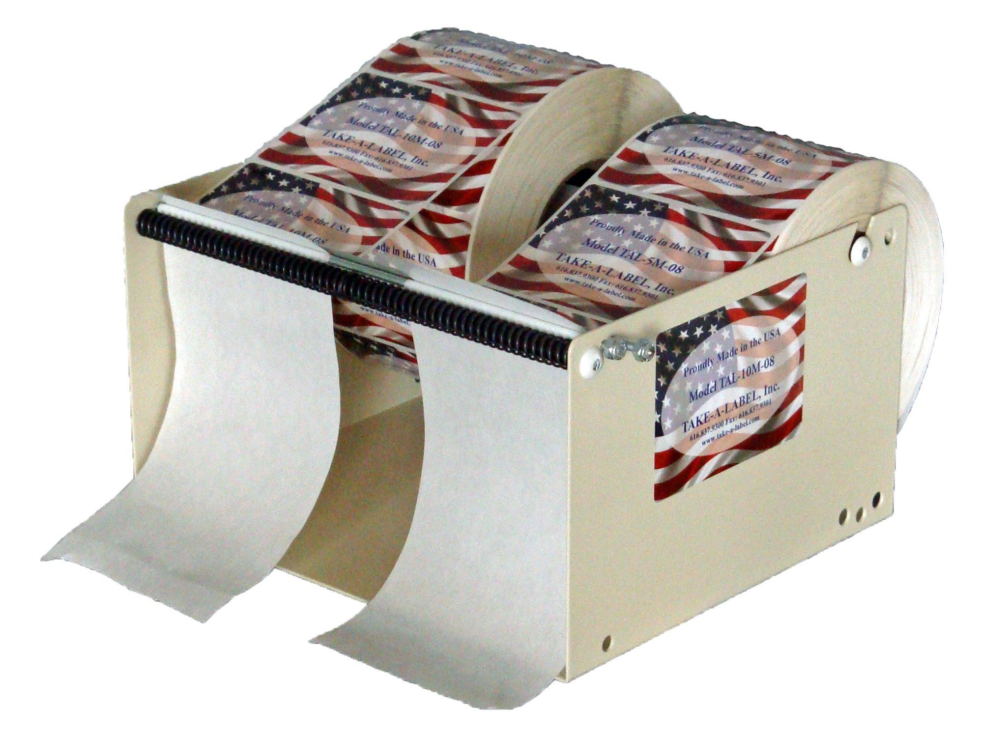 Take-a-Label 81882 TAL-10M Manual Label Dispenser by Take-a-Label