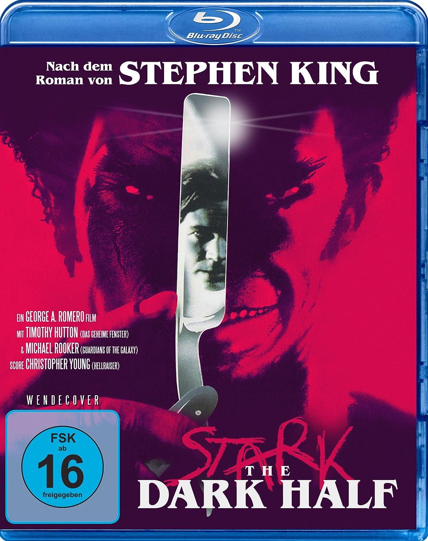 Stephen Kings Stark - The Dark Half [Blu-ray]: Amazon.de: Michael ...