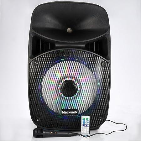 Review Blackweb BWA17AA007 1500-Watt Bluetooth