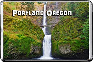 GIFTSCITY E283 PORTLAND OREGON FRIDGE MAGNET USA TRAVEL PHOTO REFRIGERATOR MAGNET