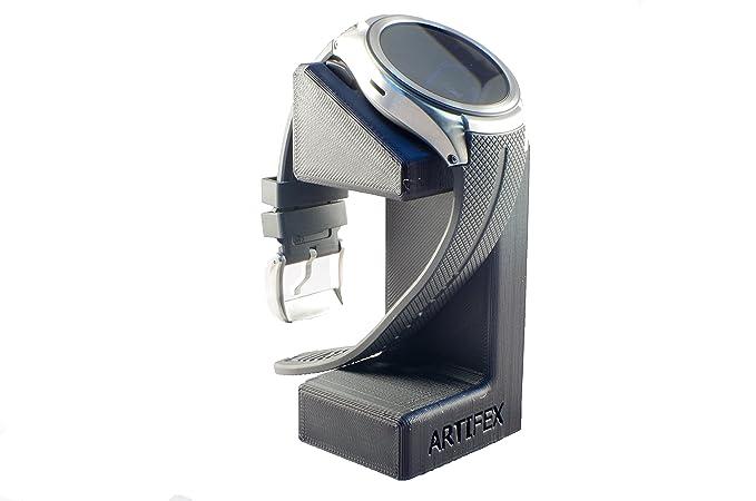 LG urbano segunda LTE soporte del reloj, Artifex soporte de carga del muelle para el segundo LTE Watch, Nueva 3d tecnología impresa, Cuna SmartWatch