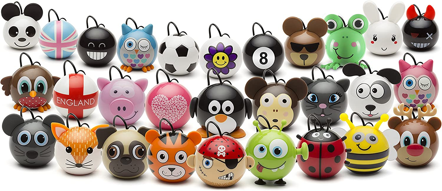8 Ball Tablets and MP3 Devices KitSound Mini Buddy Universal Speaker with 3.5mm Jack Compatible with Smartphones