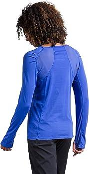 Insect Mosquito Repellent Permethrin Clothing Tick ExOfficio Womens BugsAway Lumen Long-Sleeve Shirt